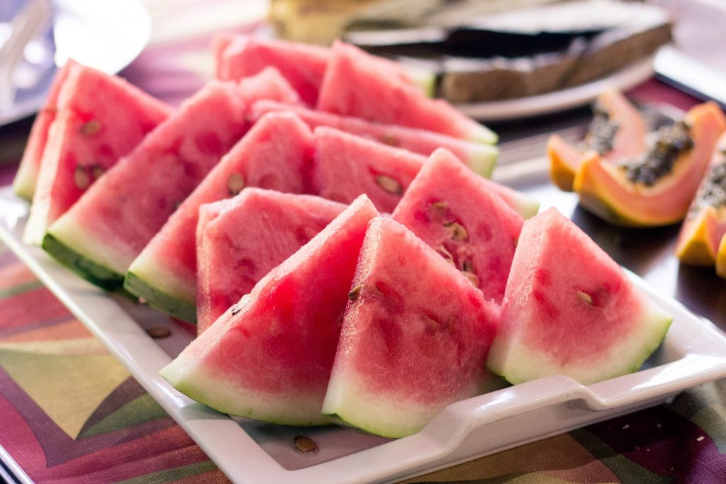 Watermelon Platter could cause Stomach Cold Invasion