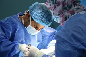 Surgery to remove gallbladder