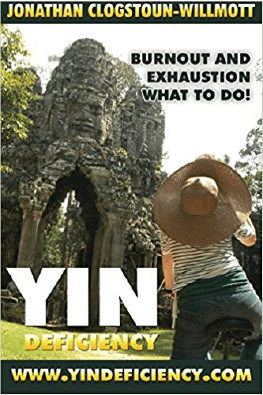 Yin Deficiency Book Cover