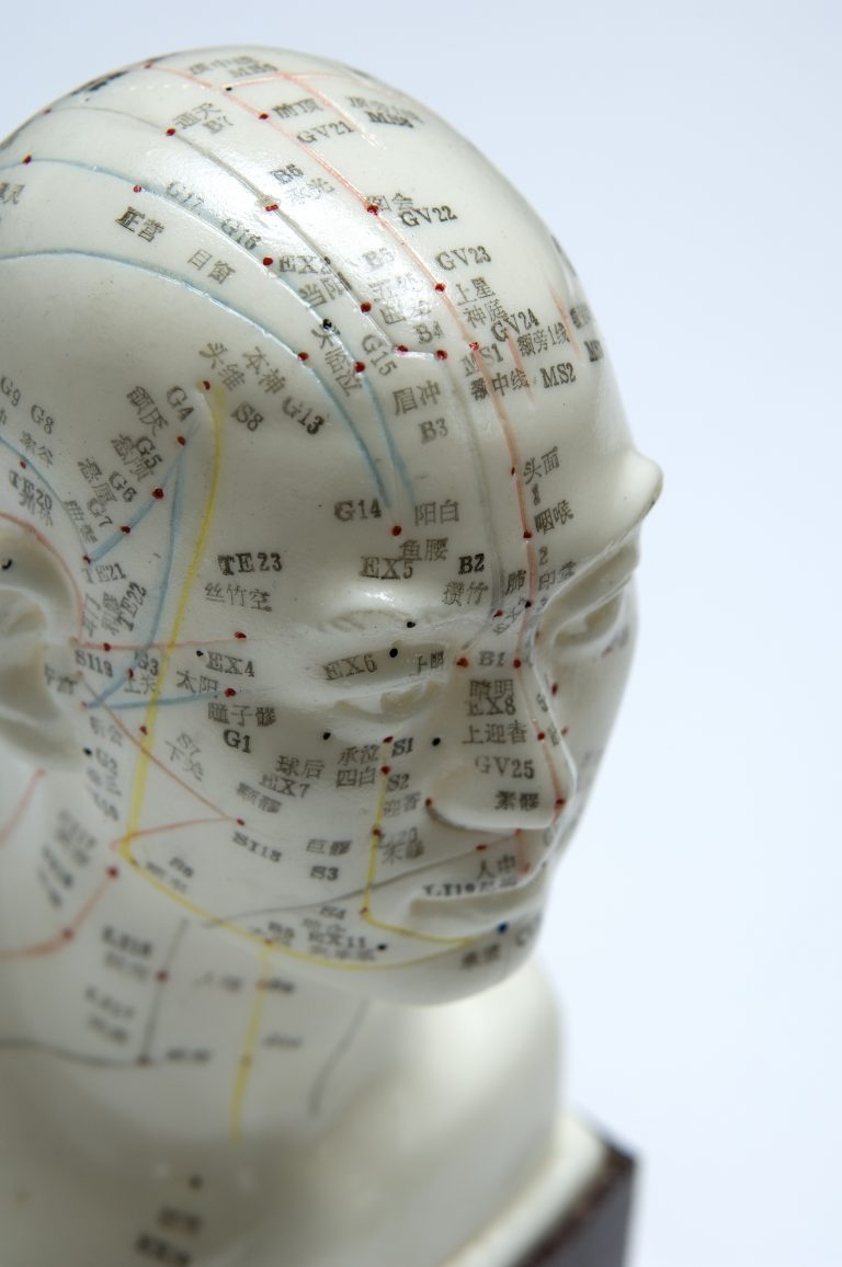 Head points can help in acupuncture for depresssion